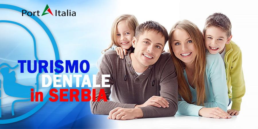 Curare i Denti in Serbia