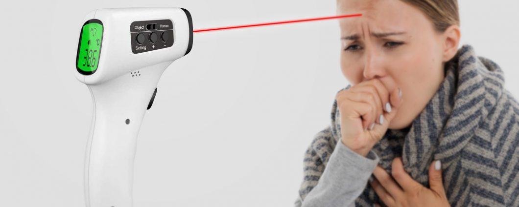 Misuratore di temperatura a raggi infrarossi: la guida all'acquisto